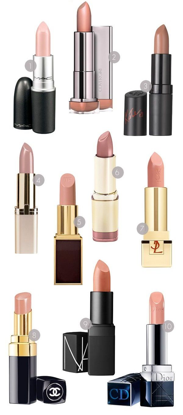 15 Best Nude Lipstick Shades For Indian Skin Tone - 2019 -8644