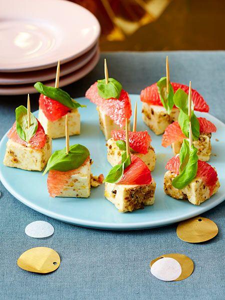 #Fingerfood #Silvester #Buffet #snack