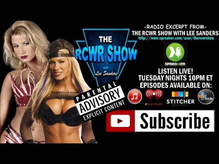 """WWE Divas Ashley Massaro vs Tammy """"Sunny"""" Sytch in Twitter War! How Bout a Celebrity Boxing Match Girls? The RCWR Show 