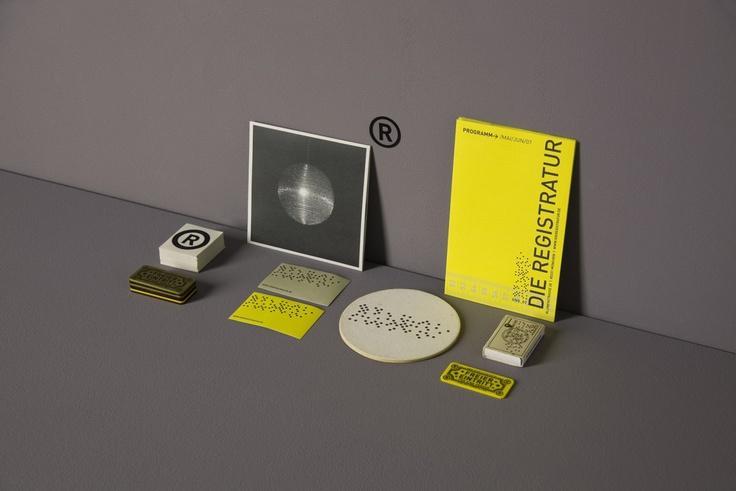 Die Registratur: Corporate Design | Designliga