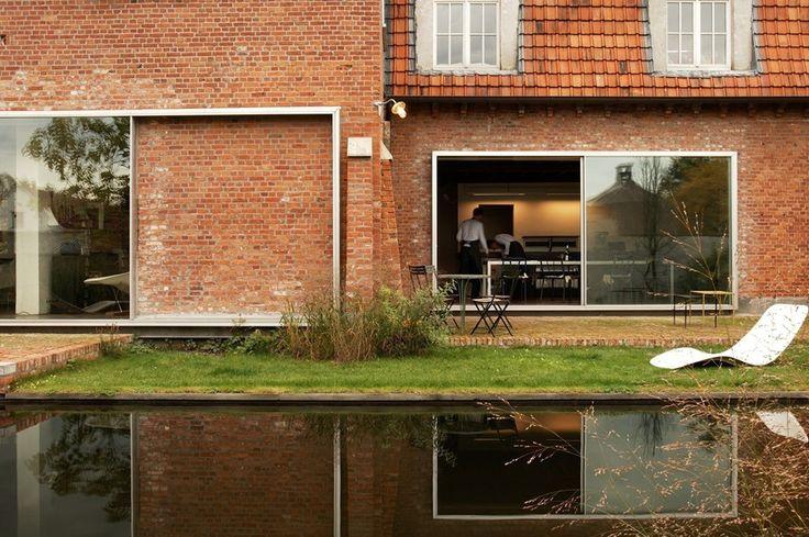 Boxy House / Maarten Van Severen
