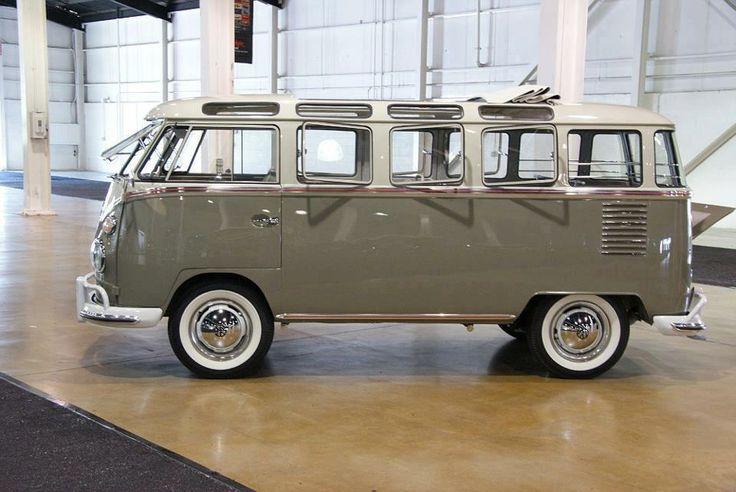 3353 best volkswagen van images on pinterest volkswagen for 16 window vw van