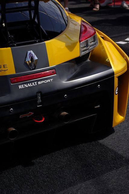 Most Amazing Cars, Renault Sport Megane