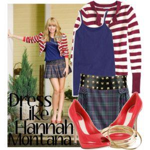 Dress Like Hannah Montana