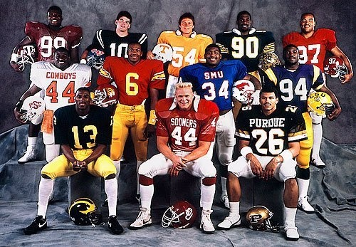 Dale Jones 1986 AllAmerican/Coach Appalachian State