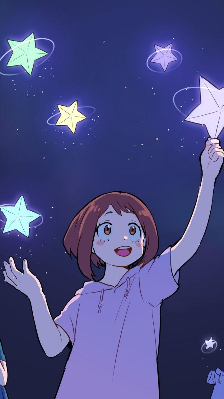 Boku No Hero Academia Ochaco Uraraka Anime Girls 720x1280 Wallpaper Hero Wallpaper Anime Wallpaper Anime
