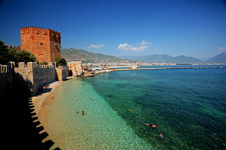 Alanya, Turkey [photo by Hakan Aydin]