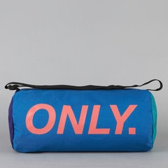 Only NY Logo Roll Bag Royal / Multi