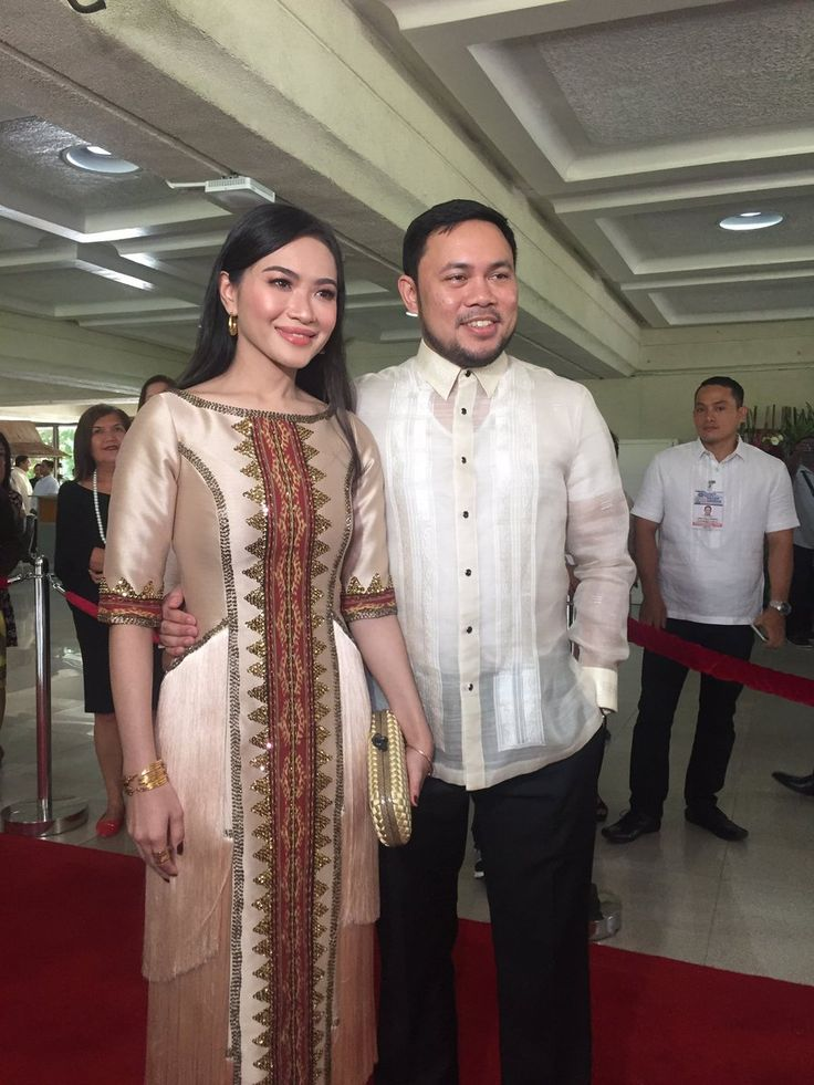 IN PHOTOS: SONA 2017 red carpet | Entertainment, News, The Philippine Star | philstar.com