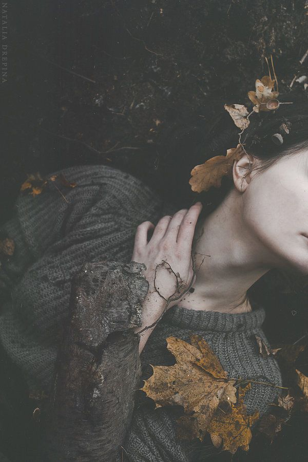 Bleak portraits by Natalia Drepina - Bleaq