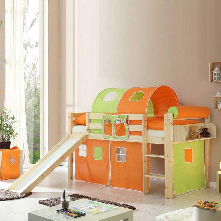 die 17+ besten ideen zu orange möbel auf pinterest | orange ... - Kinderzimmer Grun Orange