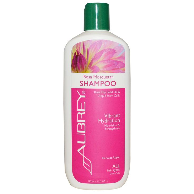Aubrey Organics, Rosa Mosqueta Shampoo, Vibrant Hydration, All Hair Types, 11 fl oz (325 ml)- Save extra with Iherb promo coupon code YUY952 -   Visit iherb specials for latest discounts: http://www.iherb.com/specials?rcode=yuy952 #iherb #coupon #beauty #shopping