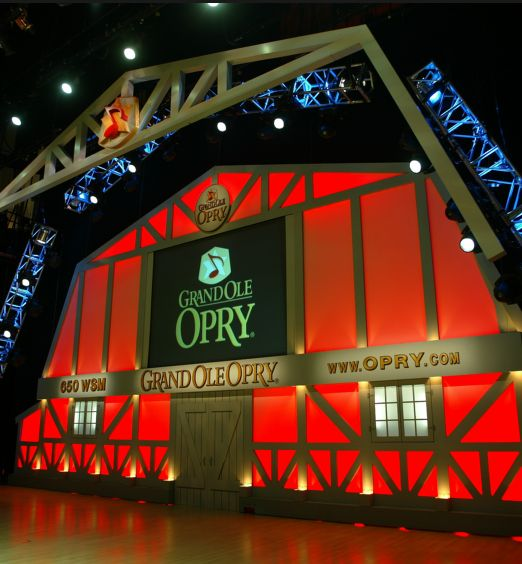 A getaway to Nashville wouldn't be complete without catching a show at the Historic Grand Ole Opry! #BFFNashville