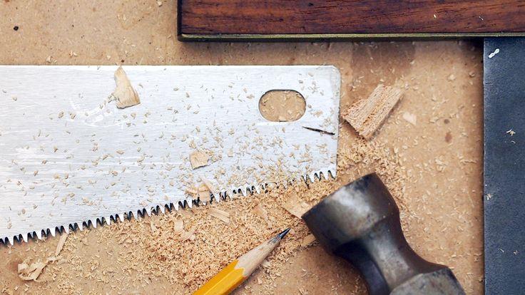 Woodworking Class Trailer