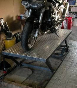 17 Best Images About Elevador Para Moto On Pinterest