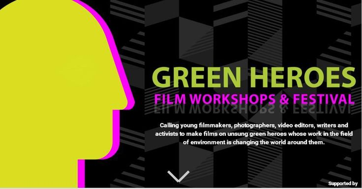 THE GREEN HEROES FILM CONTEST | Details | Enter Your Details