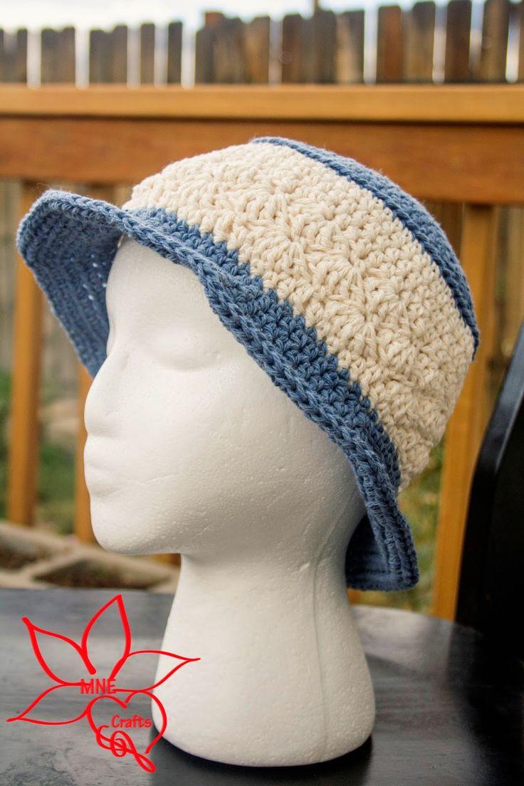 Encantador Rasta Libre Patrón De Crochet Sombrero Imagen - Ideas de ...