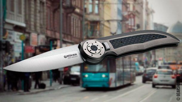 Böker Tucan - новый складной карманный нож от Böker и Wilfried Gorski