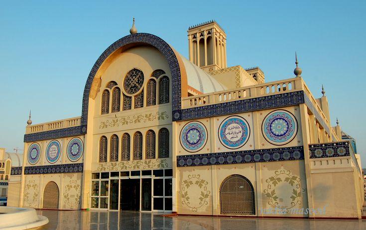 Sharjah's Blue Souq, Dubai    http://www.carltonleisure.com/travel/flights/united-arab-emirates/dubai/cardiff/