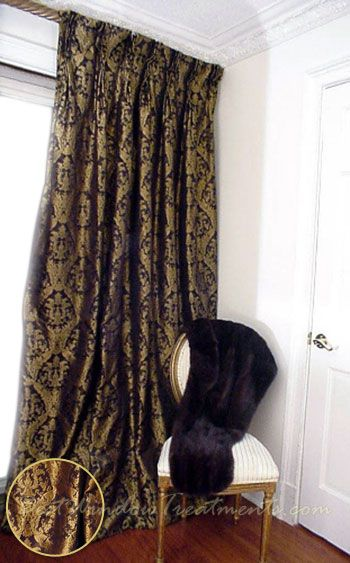 Best B G Drapery Images On Pinterest Curtains Window