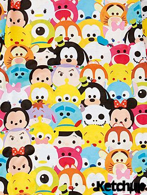 Ketchup - 390 - 專欄 :CHOCOOLATE X ete! X Disney Tsum Tsum三方首聯乘 11.14殺到!: