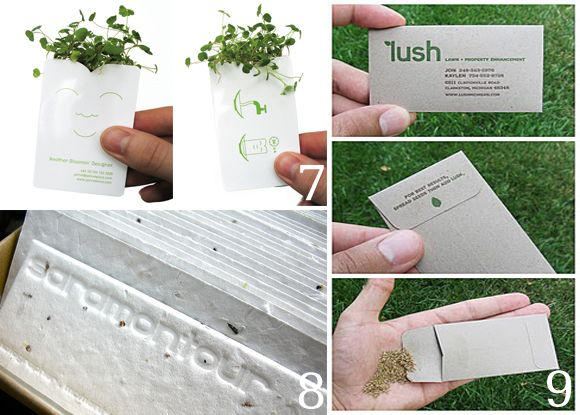 33 best Homemade Business Cards images on Pinterest | Homemade ...