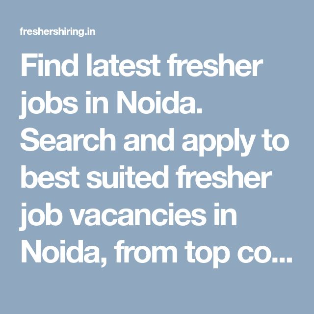 Best 25+ Freshers vacancy ideas on Pinterest It jobs for - fedex careers