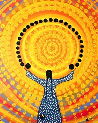 Círculos de Poder de la Diosa: 13 semillas sabiduría Tolteca