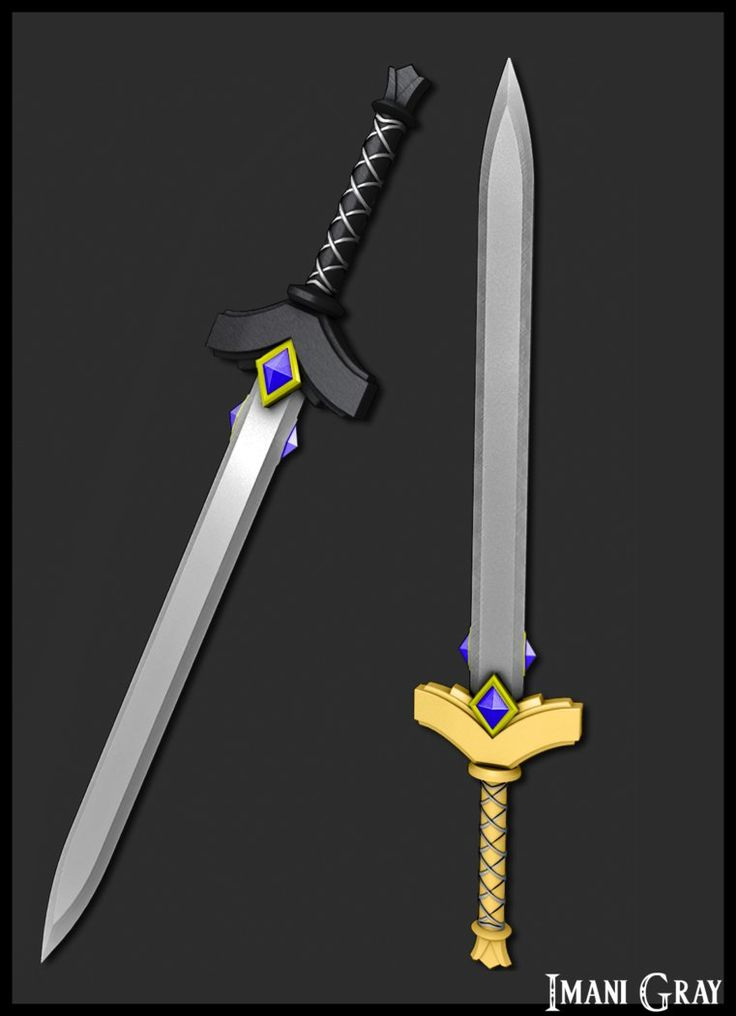 Still waiting for my internet switch over. I finally took and put my time to good use making this If you cant tell its the Goddess Long-Sword mixed with the master sword, took me about ten hours to...