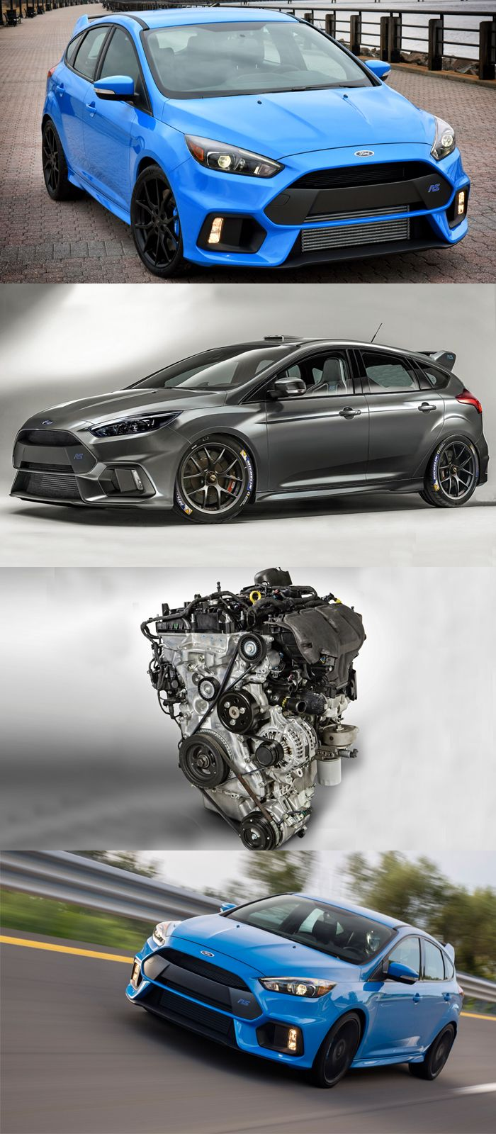 ford focus rs500 comes with subtle changes for more details visit link http