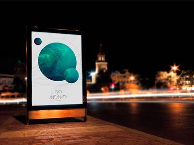 Mupi Billboard Mockup - Infinity Bundle by Carlos Viloria