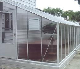 Lean To Greenhouse Kits