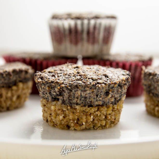 [Raw] Muffins w/ poppy seeds