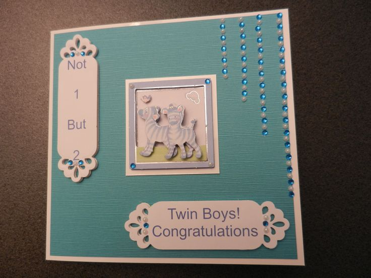 Baby : Twin Boys, Not 1 but 2