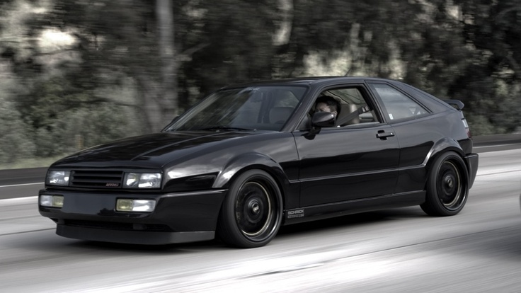 VW Corrado. a great example of the 90s done right