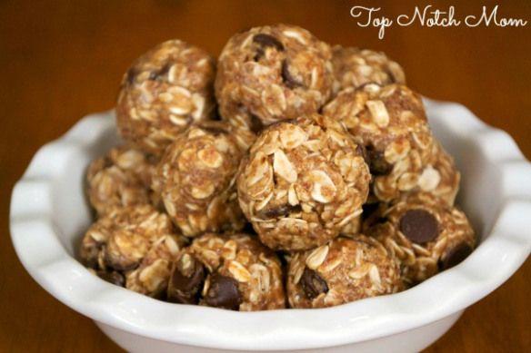 No Bake Protein Balls Herbalife Pinterest Protein