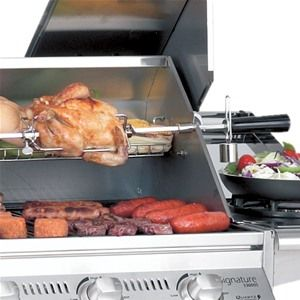 37 best backyard chef images on pinterest grilling grill party mains powered beefeater 3 burner bbq rotisserie fandeluxe Image collections