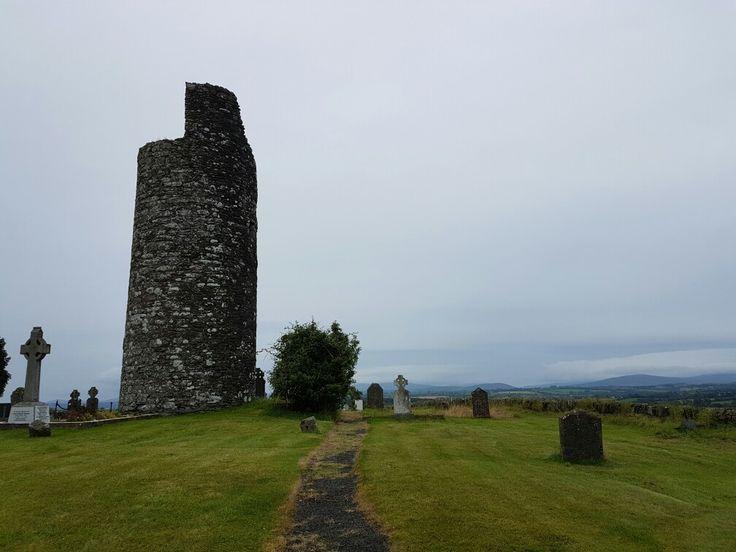 Round Tower, Old Kilcullen