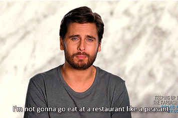 32 Times Scott Disick Just Didn't Give A F*ck ... I love him so much !!