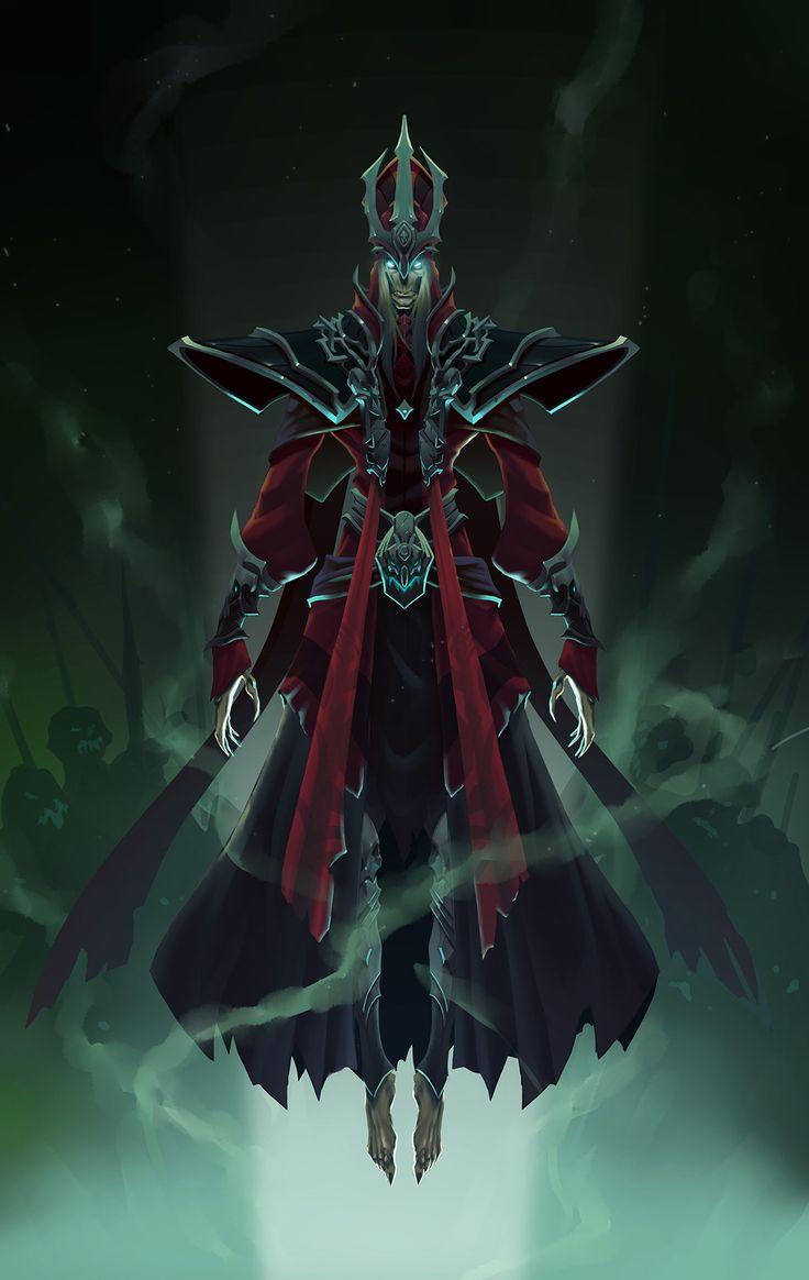 Karthus, el Canto de la Muerte | League of Legends