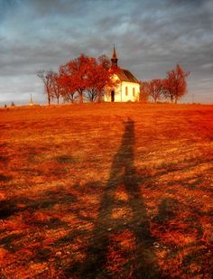 Chapel, Old Lisen, Brno, Czech Republic #Czech #travel #Europe Repinned by http://www.iconiceurope.com/