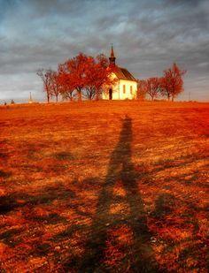 Chapel, Old Lisen, Brno, Czech Republic #Czech #travel #Europe Repinned by http://www.iconiceurope.com/