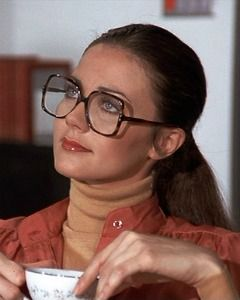 Lynda Carter Retro Glasses