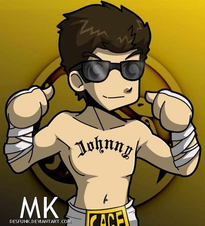 Mortal Kombat - Johnny Cage by *desfunk on deviantART