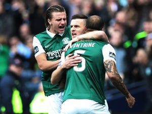 Anthony Stokes back in Hibernian squad following disciplinary issue