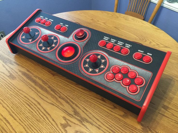 sKott's RetroPie Control Board