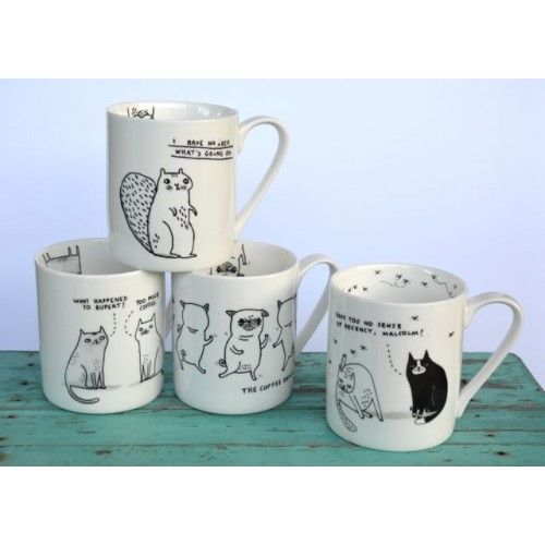 Pickle Parade mugs Whimsy and Juno (AUS)