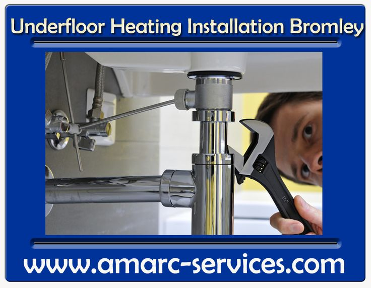 For more information simply visit at: http://www.amarc-services.com/underfloor-heating-installation-bromley/