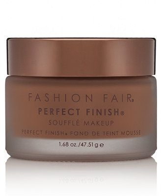 Fashion Fair Oil-Free Perfect Finish Souffle Makeup, 1.7 oz