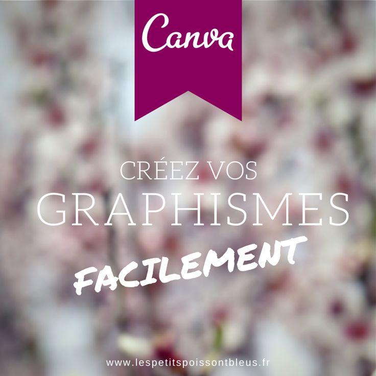 Créer vos graphismes facilement avec Canva